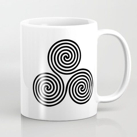 The Swirl mug