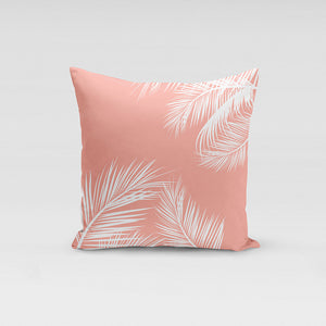 Peach Summer Pillow