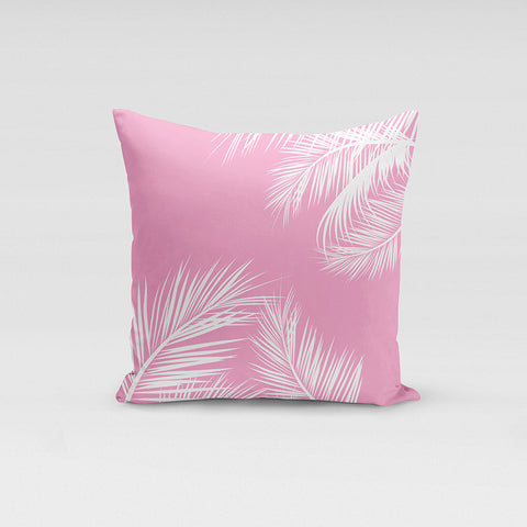 Pink Summer Pillow