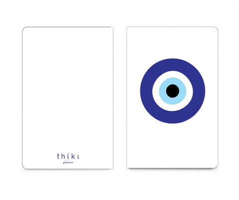 The evil eye pocket notebook