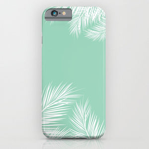 Summer mint phone case for iPhone 6/6s