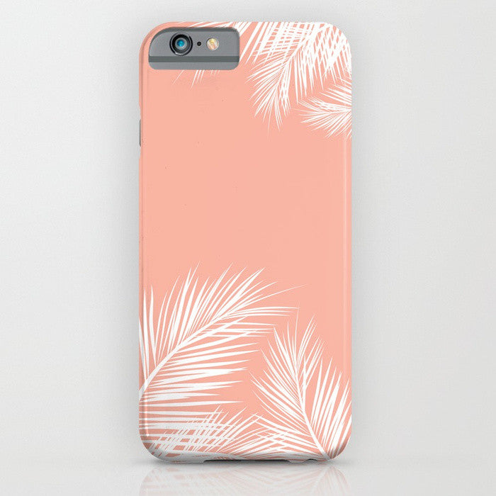 Summer Peach  phone case for iPhone 6/6s