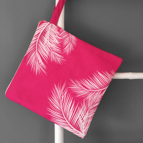 Fuchsia Summer Swim Bag