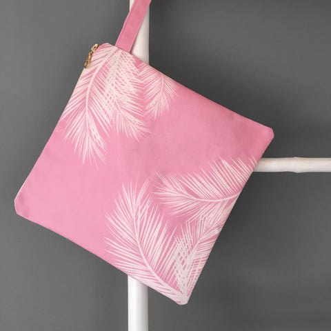 Pink Summer Swim Bag
