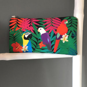 The Jungle cosmetic bag