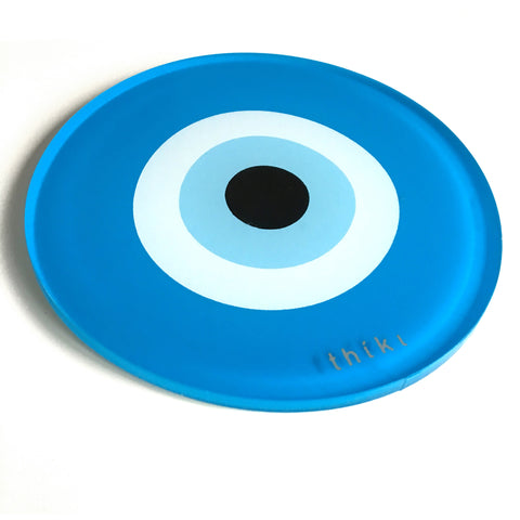 Turquiose Evil Eye Coaster