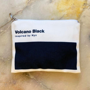 Volcano Black Color