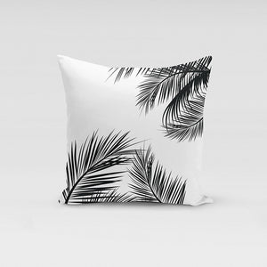 White Summer Pillow