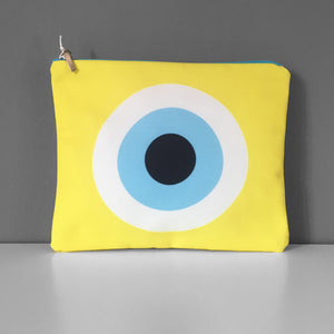 Yellow Evil Eye