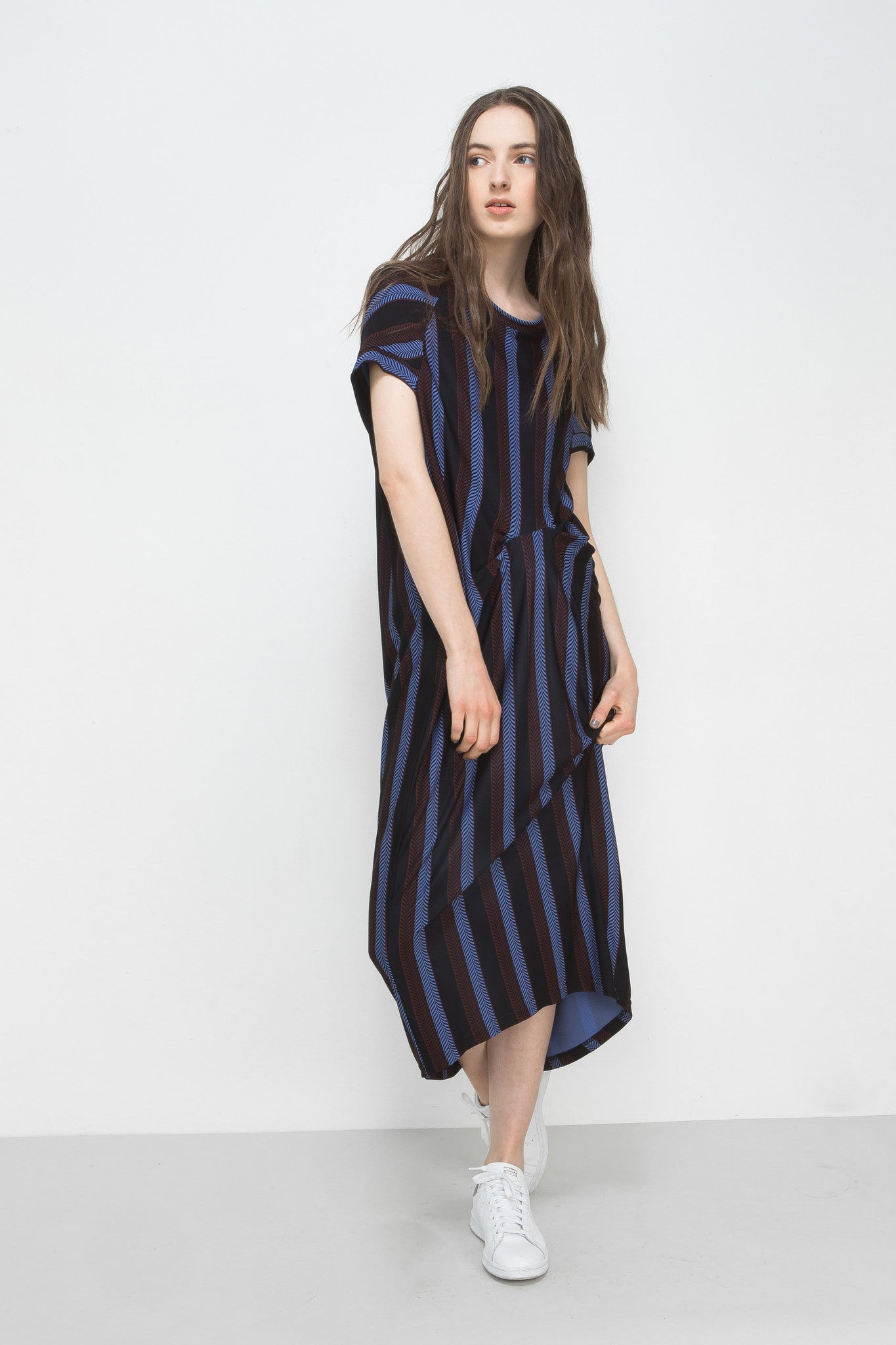 Cocoon Lift Dress