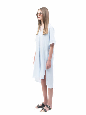 SEASIDE SHIRT DRESS
