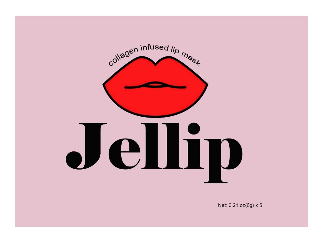 Jelly lip masks- pink hydra boost