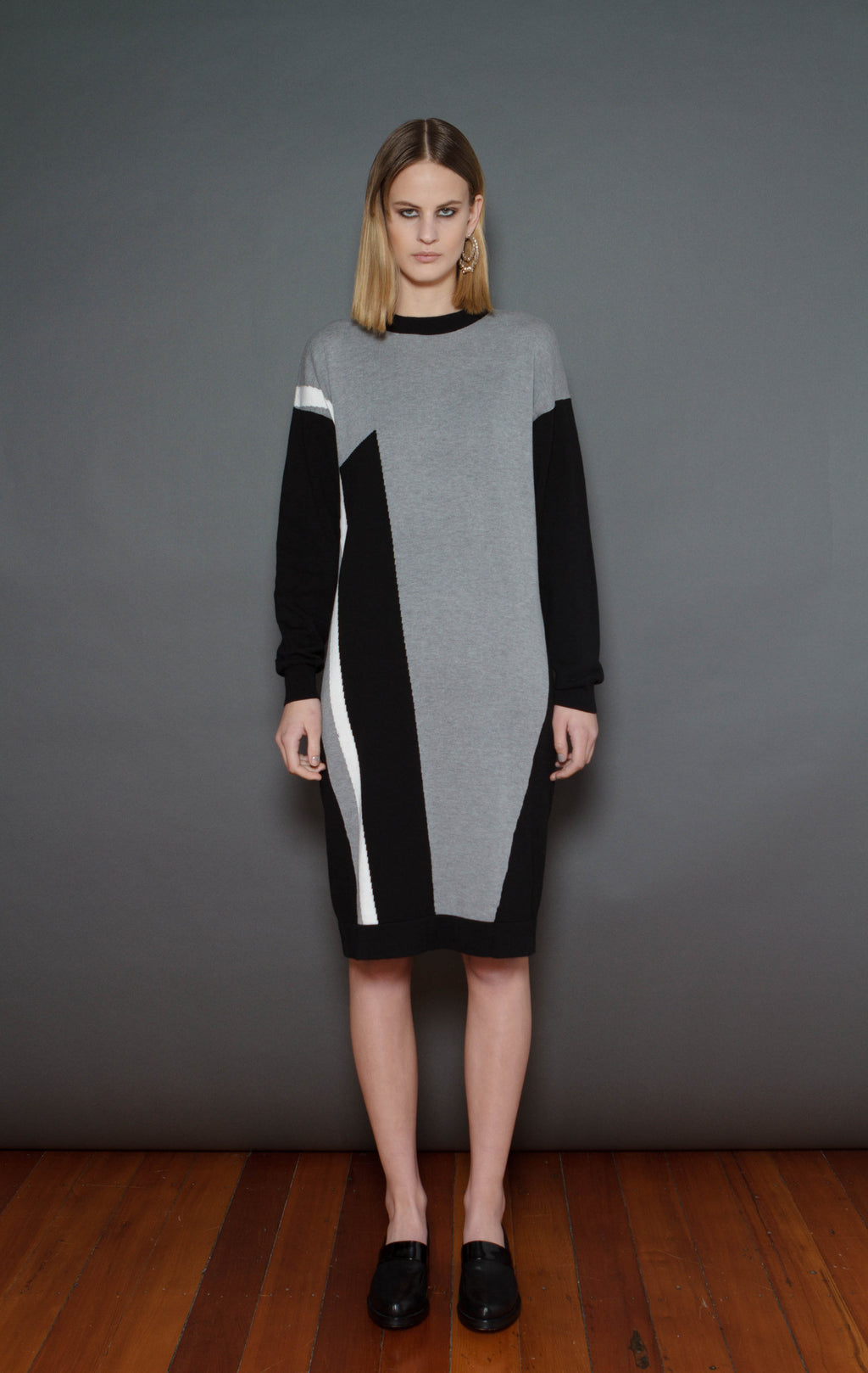 Secret Plan Jumper Dress