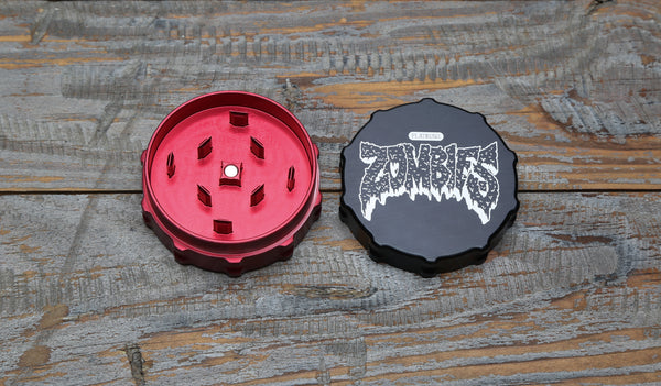2PC 'ZOMBIES' GRINDER