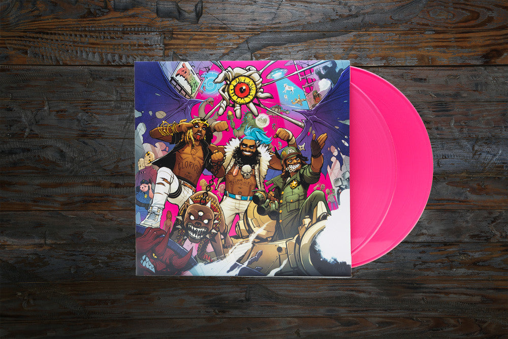 3001: A LACED ODYSSEY VINYL