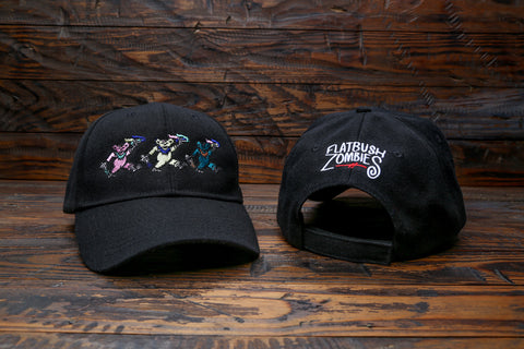 '3DANCING BEARS' HAT