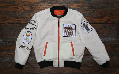 CLOCKWORK ORANGE BOMBER