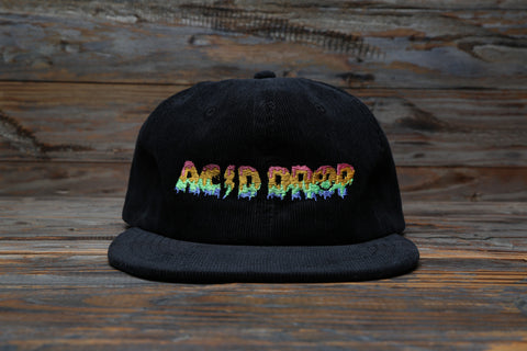 ACID DROP CORDUROY HAT