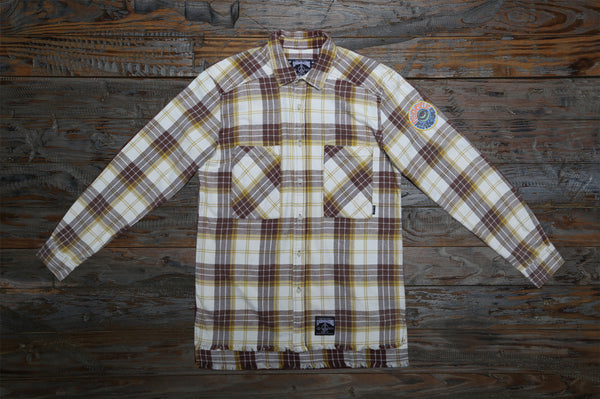 RENEGADES FLANNEL.
