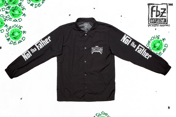 NOT THA FATHER WINDBREAKER.