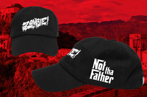 NOT THA FATHER HAT.