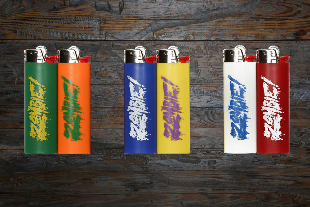 ZOMBIE! LIGHTER 2PACK