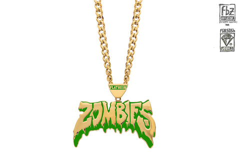 OG ZOMBIES NECKLACE IN FOREVER EARTH.