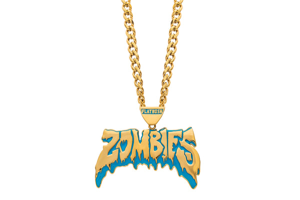 FBZ OG LOGO NECKLACE.