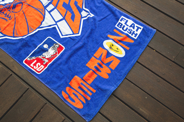 GLORIOUS DEAD TOWEL.
