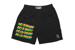 ACID ACID HEAVYWEIGHT B-BALL SHORTS