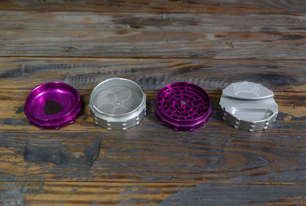 4PC 'ZOMBIES' GRINDER XL