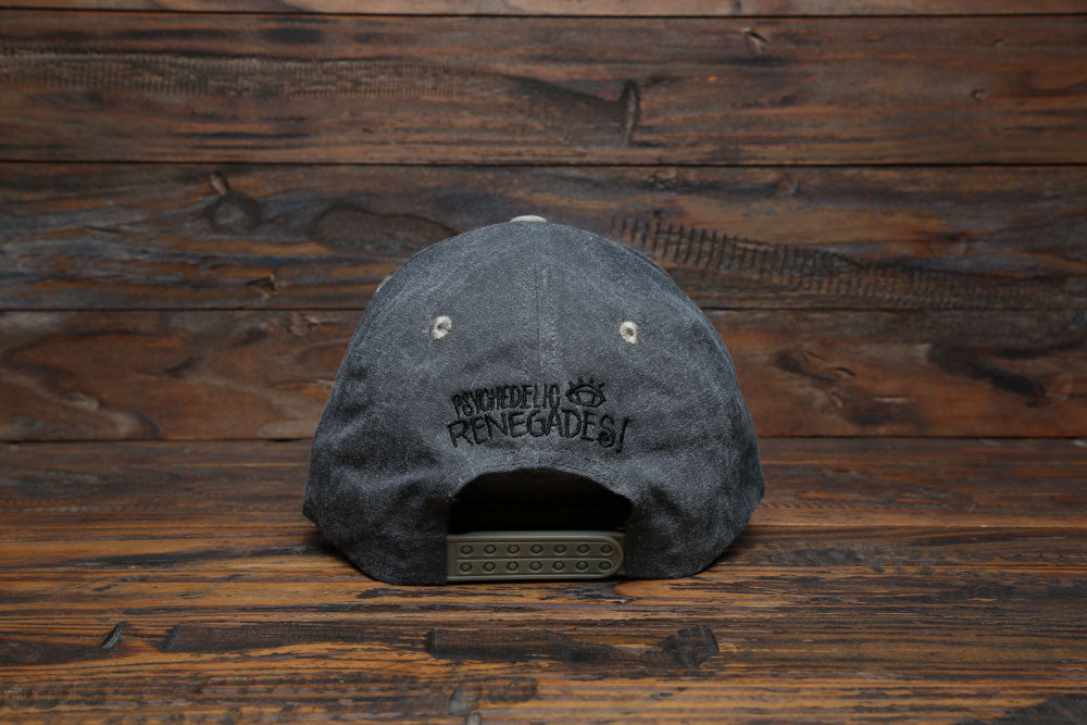 'DANCING BEAR' WASHED HAT