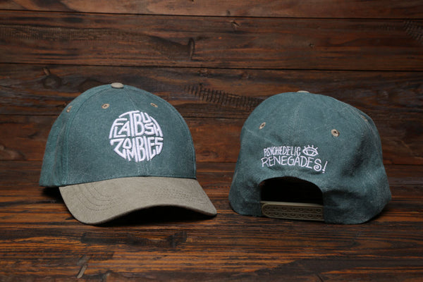 FLATBUSH ZOMBIES WASHED HAT