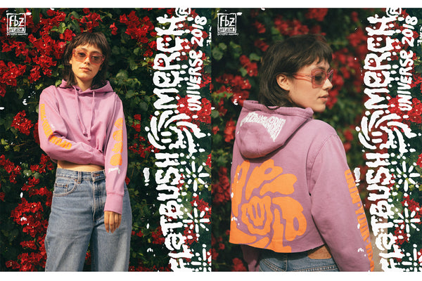 ZOMBIE MAMI CUT OFF PULLOVER