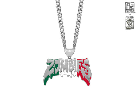 OG ZOMBIES LA FAMILIA NECKLACE.