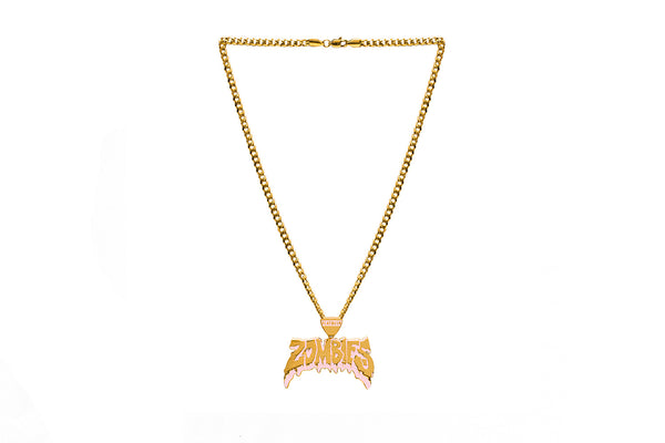 FLATBUSH ZOMBIES CHAIN.
