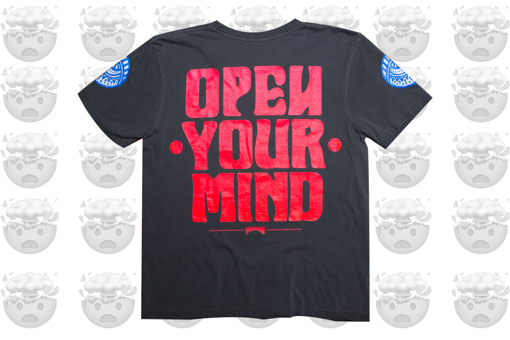OPEN YOUR MIND SS