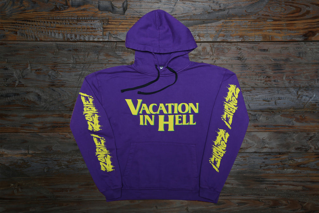 VACATION IN HELL HOODY