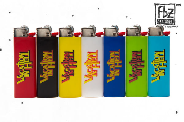 ViH + ZOMBIE! LIGHTERS