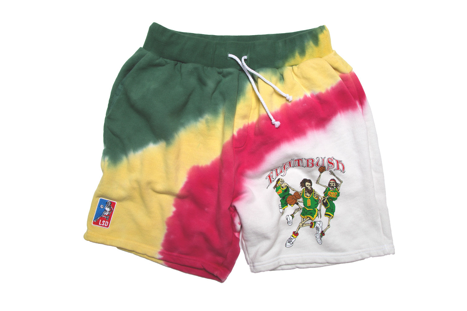 Radiant Trifecta Sweat Shorts