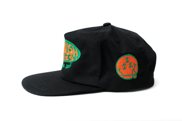 Flat Zom Bush Bies Snap Back.