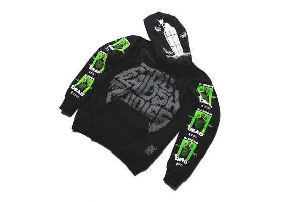 Notorious Thugs 12.5 oz Pullover Hood.