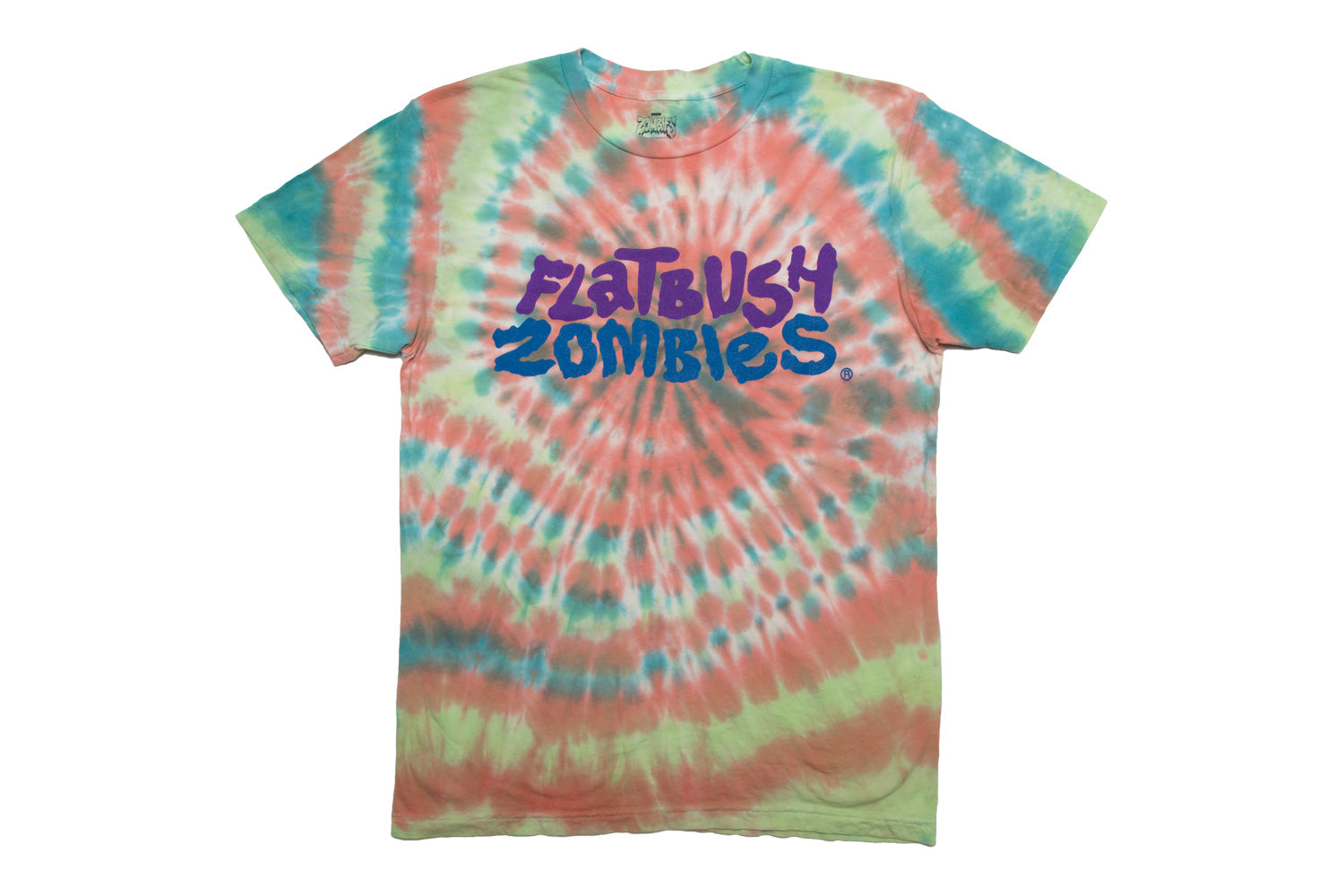 FLOWER POWER TYE DYE.