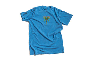 JAH CRUCIFIX T-SHIRT.