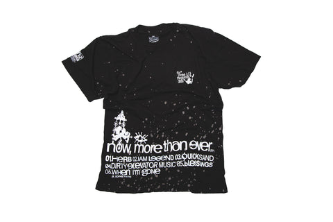 'now more than ever' T-SHIRT.