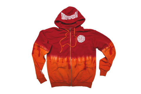 JAH LION Full Zip Hoody