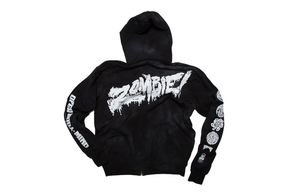 ZOMBiE GANG Full Zip Hoody