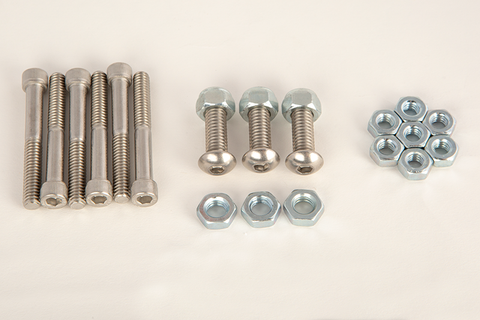 Stainless Hardware Kit