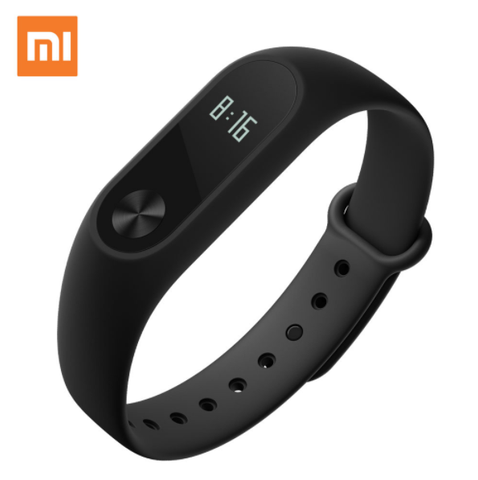 Xiaomi Mi Band 2 Fitness Tracker With Heart Rate Monitor