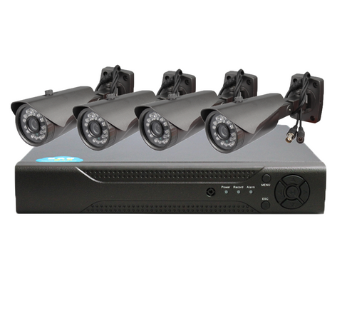 Dagro 8CH AHD 720P Security Camera System